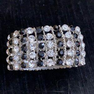 VTG Rhinestone Bracelet